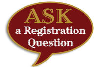 ASK  a Registration Question